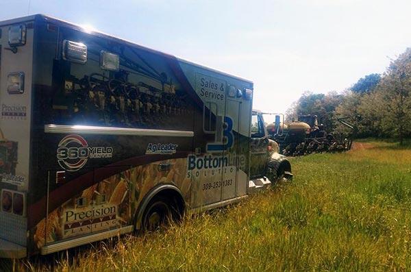 On-Site Farm Equipment Repairs in Morton, IL