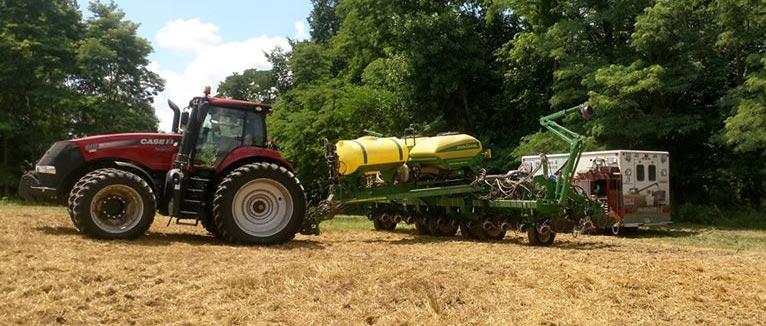 Farm Equipment Repair - Bottom Line Solutions - Morton, IL